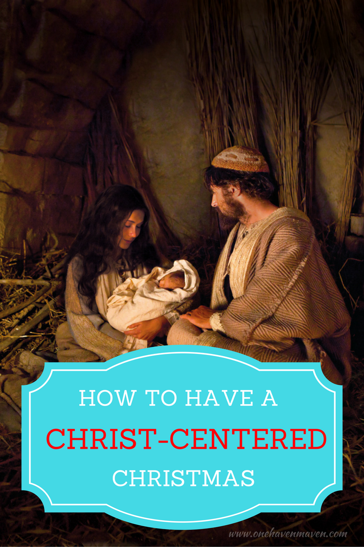 If you're looking to focus more on the Savior this Christmas, then this post is for you!